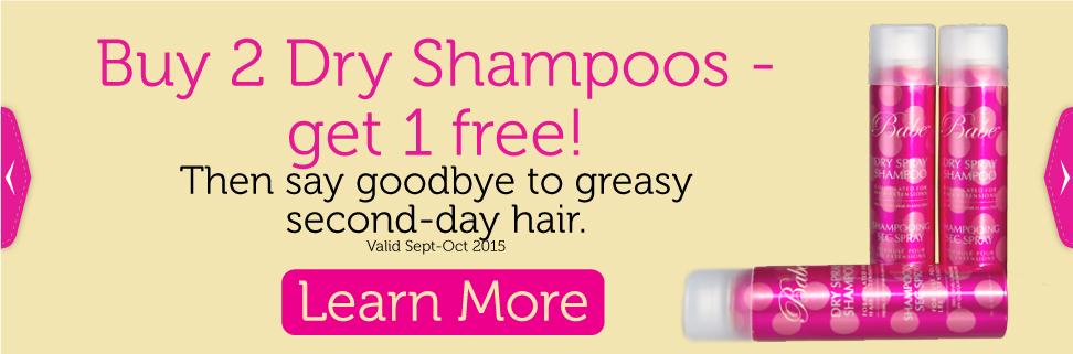 Babe Dry Shampoo