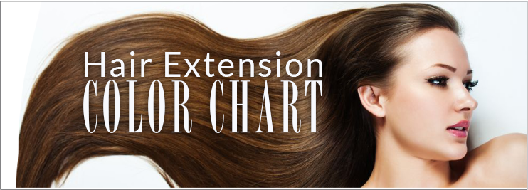 Hair extension color chart donna bella hair when selecting your hair extension colors you will want to come close to the color of the hair you are attaching to keep in mind that extension hair within pmusecretfo Gallery